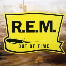 REM Out Of Time - Europe LP Album Original 1991 Issue