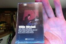 Willie Mitchell- Listen.....Dance- 1981- new/sealed cassette tape- rare?