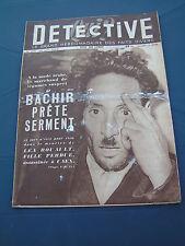 Détective 1949 155 SORMONNE BERSILLIES L'ABBAYE MUIDORGE LESCAR
