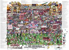 West Ham Mishmash - The History of West Ham United Football Club Poster