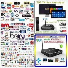 Arabic English Sports IPTV Internet TV Android Receiver Channels MBC Bein OSN