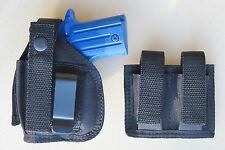 Combo Holster & Double Mag Pouch for SIG SAUER P238 with LM,X38,CT Laser