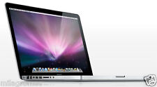 15 inch MacBook Pro Unibody LCD screen and glass replacement  1 year warranty