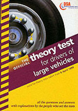 The Official Theory Test for Drivers of Large Vehicles 1999 (Driving Skills), Dr