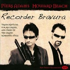 Recorder Bravura, New Music
