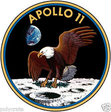 Photo Nasa - Apollo 11 Logo Insigne de la mission