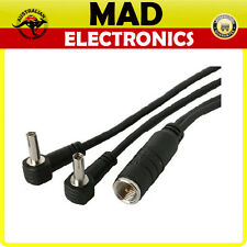 Modem Antenna Patch Lead Dual Right Angle RF TS9 to FME Female Telstra 3G/4G