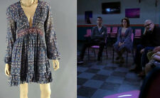 FEED THE BEAST GLORIA TRICIA PAOLUCCIO SCREEN WORN DRESS JEWELRY & SHOES EP 107