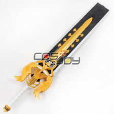 "48"" Final Fantasy XV FF15 Gladiolus Amicitia Big Sword PVC Cosplay Prop -1420"