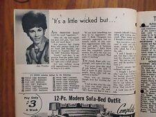 1967 Baltimore Sun TV Week(ANN PRENTISS/CANDACE BERGEN/MARTIN BALSAM/DEAN MARTIN