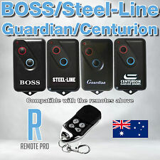 Centurion/Guardian/Steel Line/Lynx Garage Door Compatible Remote BHT4 2211-L TX