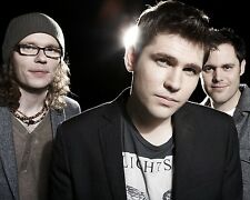 """Scouting for Girls 10"""" x 8"""" Photograph no 2"""