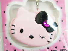 F/S Sanrio Hello Kitty The Case Of False Eyelash Pink Strap Type from Japan