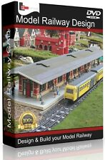 Design & Build Model Railway Layouts Track Plans CAD Software Hornby OO Gauge