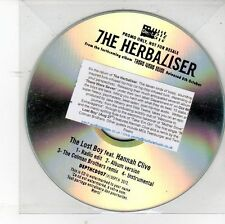 (DV209) The Herbaliser, The Lost Boy ft Hannah Clive - 2012 DJ CD