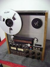 TEAC A 7300 2 TRACK DECK REEL TO REEL.