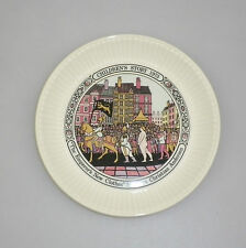 Vintage Wedgwood Children's Stories Collector's Plate The Emporer's New Clothes