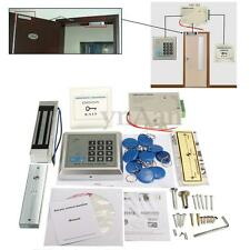 Safty Electronic RFID Magnetic Entry Door Lock Access Control System+10 Key Fobs