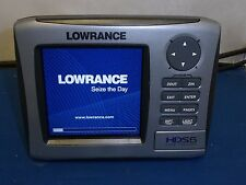 LOWRANCE HDS5 LAKE INSIGHT GPS AND FISHFINDER HDS 5 GEN1