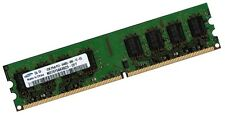 2GB Original Samsung DIMM RAM 800 MHz PC2-6400U DDR2 M378T5663QZ3-CF7 PC6400