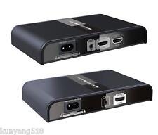 300M Super HDbitT HDMI Over Powerline Extender Transmitter 1080p --By Express