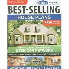 Lowe's Best-Selling House Plans (Home Plans), Home Plans, Editors of Creative Ho