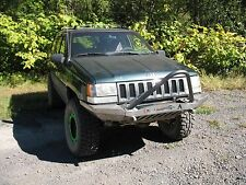 1993-98 Jeep Grand Cherokee ZJ Winch Stinger Front Bumper