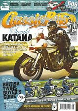 GSX1100 Katana 888 Ariel KH Shooting Star Norton 88SS 851 Scott Flying Squirrel
