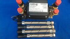 STUART TURNER MONSOON 3 BAR TWIN SHOWER PUMP POSITIVE Pump  4 Hoses 44424