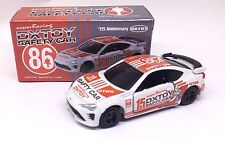 JAPAN TOMY TOMICA SUPER RACING DXTOY SAFETY CAR TOYOTA 86 GT86 1/60 DIECAST RARE