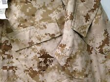 NEW US MARINES COAT XLarge/long XL MARPAT UNIFORM USMC JACKE ARMY SPECIAL FORCES