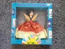Vintage Dolls of all Lands Spanish A. H. Doll USA NY Original Box