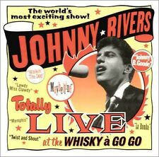 Johnny Rivers - Totally Live at the Whiskey a Go Go [New CD]