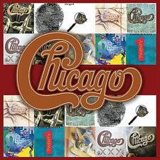 CHICAGO - STUDIO ALBUMS 1979-2008 (VOL.2),THE 10 CD NEU