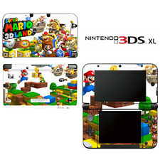 Vinyl Skin Decal Cover for Nintendo 3DS XL LL - Super Mario 3D Land