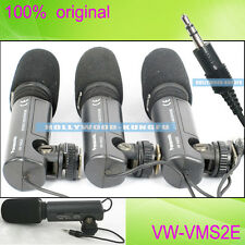 Genuine Panasonic VW-VMS2E External Stereo Microphone for MD9000 MD10000 MDH1