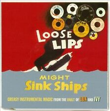 Loose Lips Might Sink Ships: Greasy Instrumental Magic From The Vault of Lux...