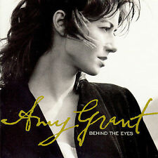AMY GRANT BEHIND THE EYES Religious CD