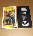 Barney & Friends OUR EARTH, OUR HOME vhs video Time-Life Barney the Dinosaur