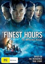 The Finest Hours NEW R4 DVD