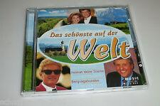 DAS SCHÖNSTE AUF DER WELT CD MIT USCHI BAUER KARL MOIK GITTI & ERIKA HEINO ..