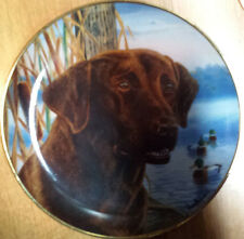 """The Franklin Mint """" Ready For Action """" Limited Edition Collector Plate"""