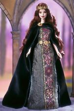 2001 Princess of Ireland Barbie Doll (Dolls of the World Princess Collection)