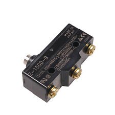 XZ-15GD-B 125/250V AC/DC 3 Terminals Short Push Plunger Basic Micro Limit Switch