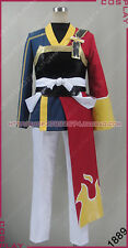 Sword Art Online2 SAO Klein Extra Edition Halloween Whoel Set Cosplay Costume S0