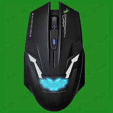 Unicorn G8 USB Gaming Laser Mouse With Mouse Mat 3200dpi, 8 Programmable Buttons