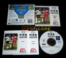 FIFA INTERNATIONAL SOCCER 3DO Versione Europea ○○○○ COMPLETO