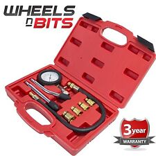 MOTORE a benzina Automotive compressione Tester Gauge Kit di test AUTO MOTO j2905