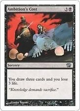 Ambition's Cost x4 8th MtG NM- pack fresh