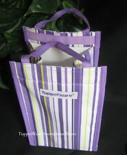 Tupperware NEW Purple Insulated Reusable Lunch Sack Bag Tote FREE SHIPPING!